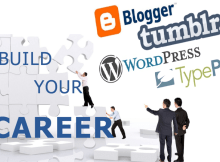 Career In Blogger