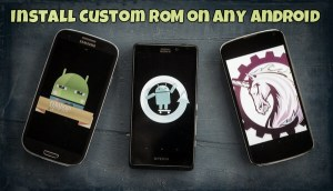 Android Phone Me Custom ROM Kaise Install Kare ? How To Install a Custom ROM Using TWRP Recovey in Android Phone