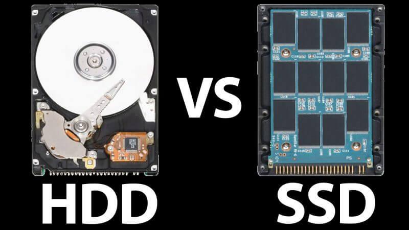 Hard Disk Drive vs Solid State Drive   HDD और SSD में क्या अंतर है? - TechYukti