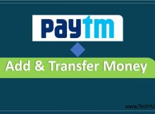 Paytm Online Transaction