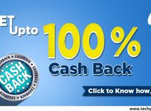 Unlimited Cashback Offer