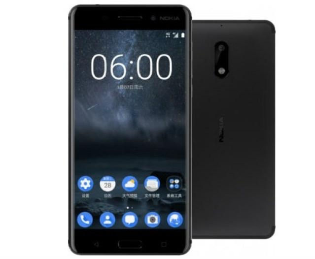 nokia-6 Smartphone Full Specification