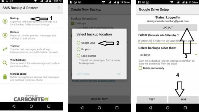 How to Reset Android Phone Without Deleting Any Data Step 7