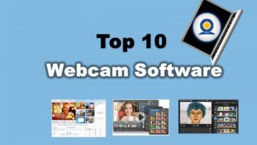 Top 10 Best Webcam Best Software For Windows PC (iGlasses For MAC)