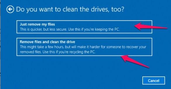 Windows Laptop Ko Kaise Reset Kare step 5