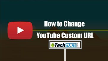 Youtube Custom URL Ko Kaise Change Kare