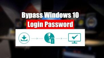 How to Bypass Windows 10 Login Password?