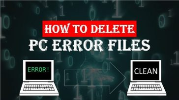 Computer Error Files Delete Kaise kare (कैसे करे)?