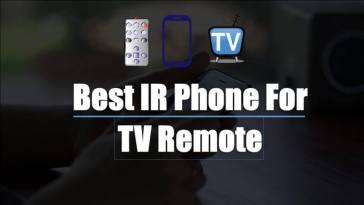 Top 5 TV Remote Control Phone | 5 ऐसे मोबाइल फ़ोन जिसमे टीवी रिमोट का फीचर दिया होता है