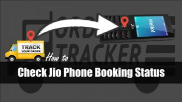 Offline/Online Jio Phone Booking Status Check Kaise Kare (कैसे करे)?