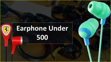 Best Earphone under 500 In India | Noise Cancellation