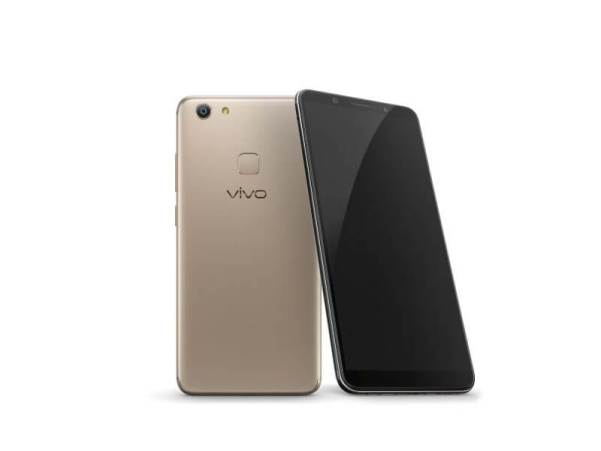 Vivo V7 Plus Selfie Camera