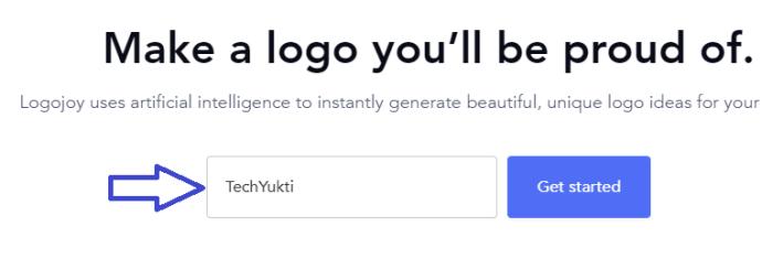 enter your brand name
