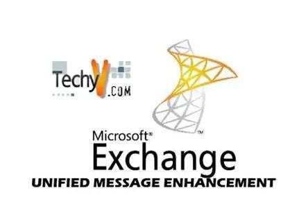 UNIFIED MESSAGING ENHANCEMENTS IN EXCHANGE 2007 SERVER