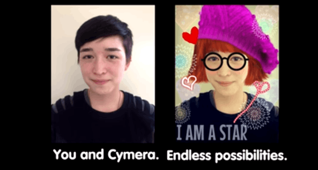 Cymera Photo Editing Apps for Android