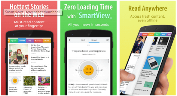 best news apps for android phone