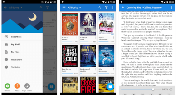 best ebook reader app for android tablet