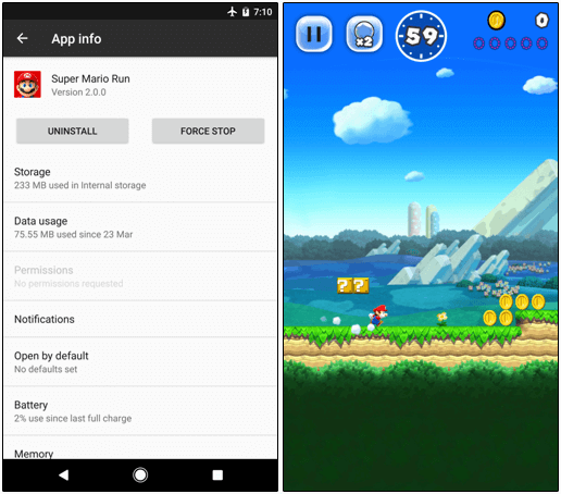 Download and Install Super Mario Run on Android