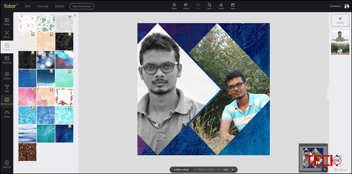 fotor for windows 10