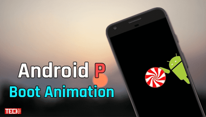 How to Get Android P Boot Animation