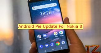 Android Pie update for Nokia 8