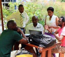 Culture Shift Zimbabwe team