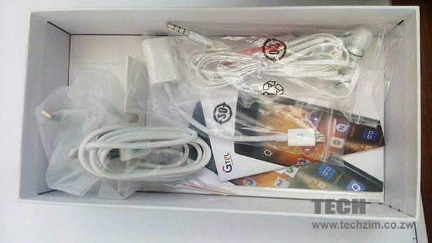 Gtel SL 5.5 accessories