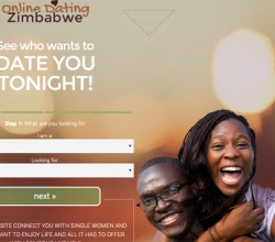 Online dating in zimbabwe