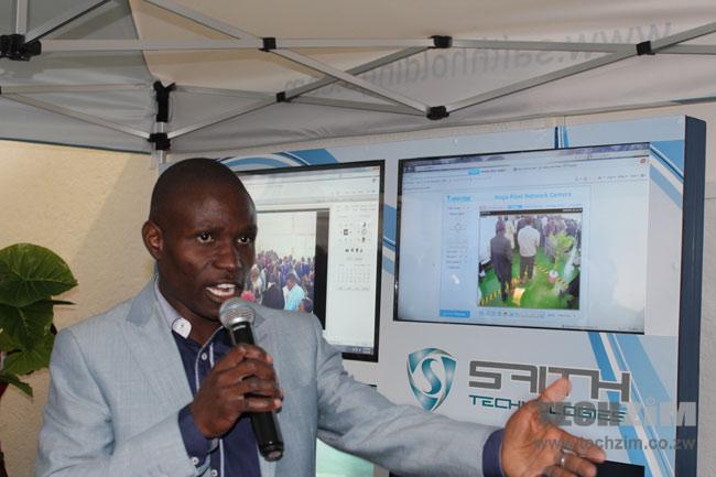 Sungulani Chikumbutso, Zimbabwean Inventor