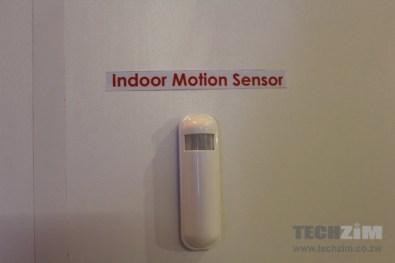 Indoor Motion Sensor