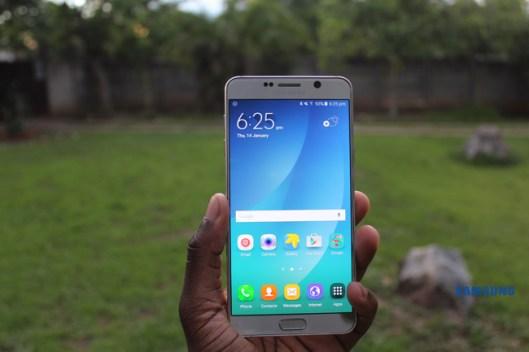 Galaxy Note, Samsung Zimbabwe
