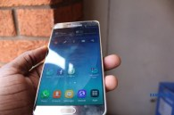 Samsung Galaxy Note 5 front