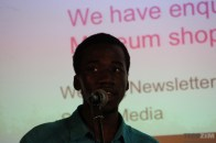 Chiko Mukwena, a developer member of the Farira Team