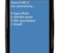 Footballzone Afcon App