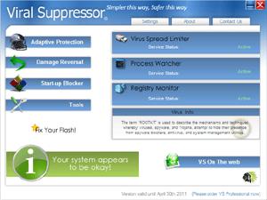Viral Suppressor