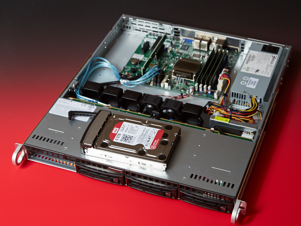 teckelworks  Building a FreeNAS server with a Supermicro