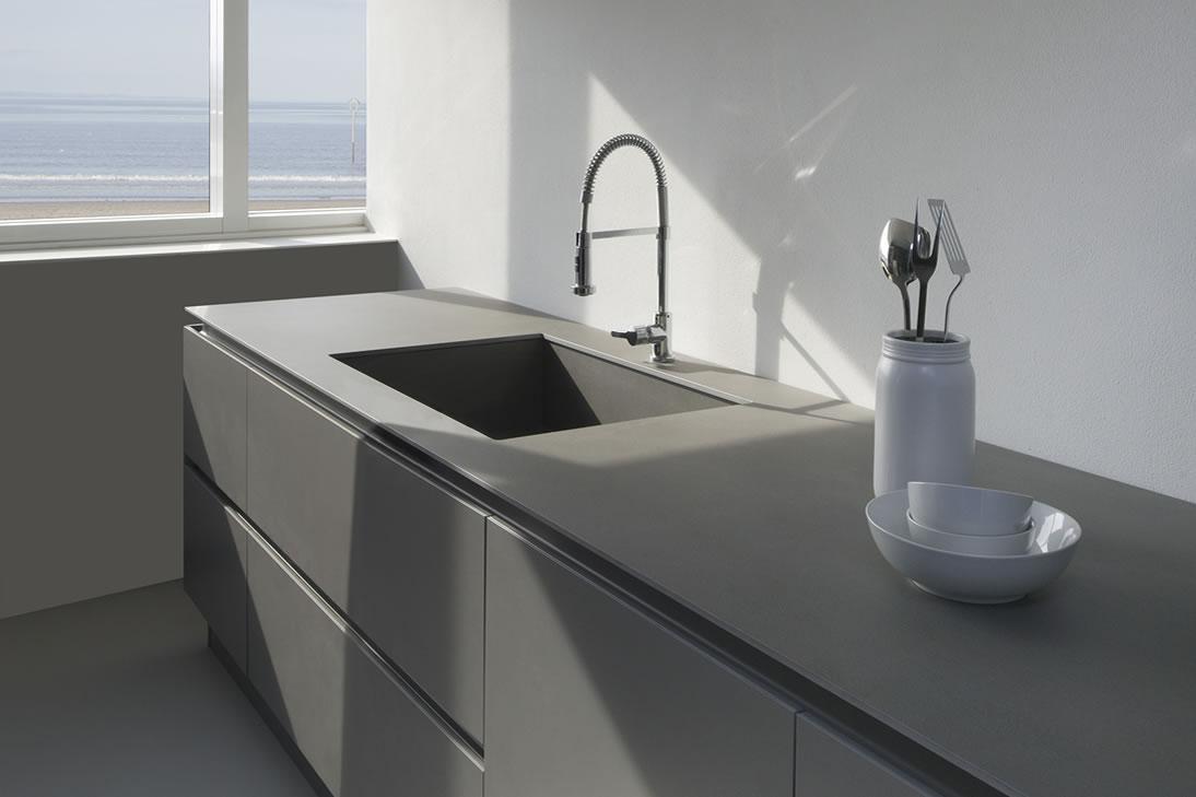 Materiali per lavelli da cucina a Torino  Tecknoimport