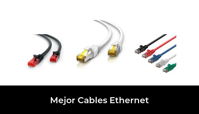 30 Mejor Cables Ethernet en 2020 (opiniones, opiniones
