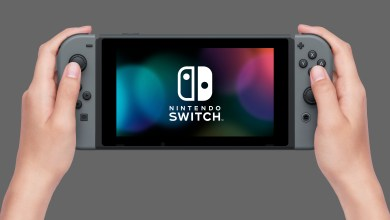 Photo of Nintendo switch experience