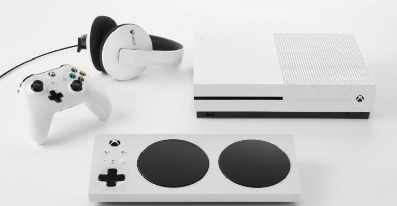 New Xbox Adaptive Controller for gamers