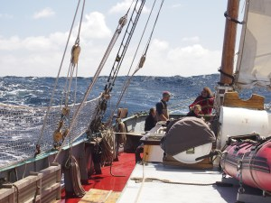 getting to cape horn