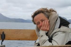 jannette sailing the tecla