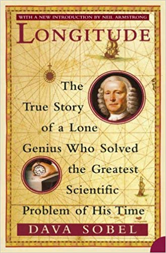 Longitude Book Cover
