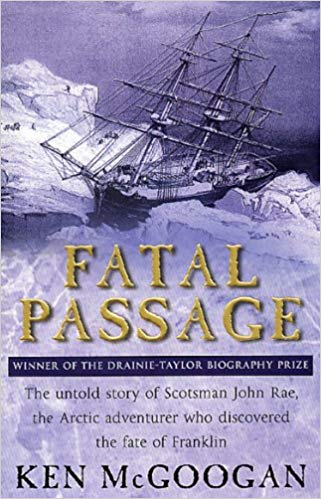 Fatal Passage Book Cover