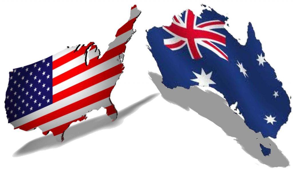 australiano x americano