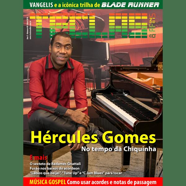 Teclas & Afins 49 - Hercules Gomes