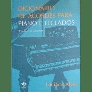 DICIONARIO DE ACORDES PARA PIANO E TECLADOS