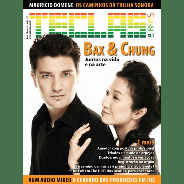 Teclas & Afins 62 - Bax & Chung