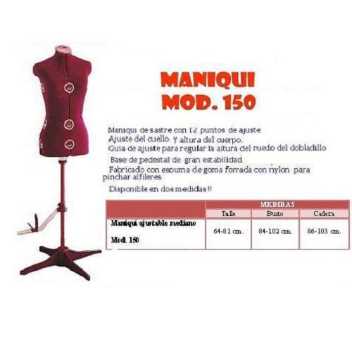 Maniqui 150