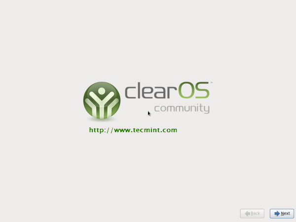 ClearOS 6.3.0 Linux Step by Step Installation Guide with